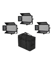 Studio Light LED Kit DayLED 1000 Bi-Color