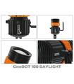 Film Studio Lighting CineDOT 100 Daylight - Details