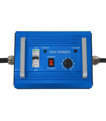 Light Dimmer 6000W