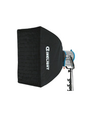Softbox Kit for Junior Fresnel 1000W - 80x60 cm