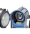 HMI Compact Fresnel 1200 watts - Optical System