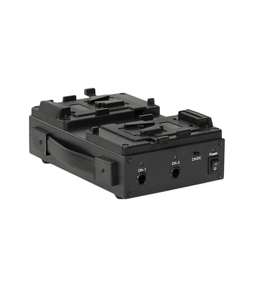 Dual Channel Charger for V-Lock Battery