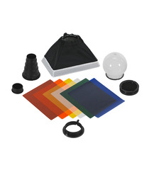 Light Modifiers Pack