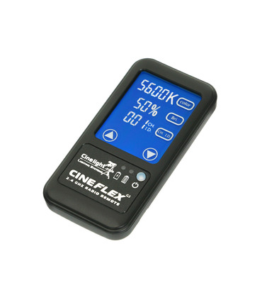 Touch Screen Remote for CineFLEX