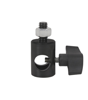 Spigot receiver 16mm - dual mount