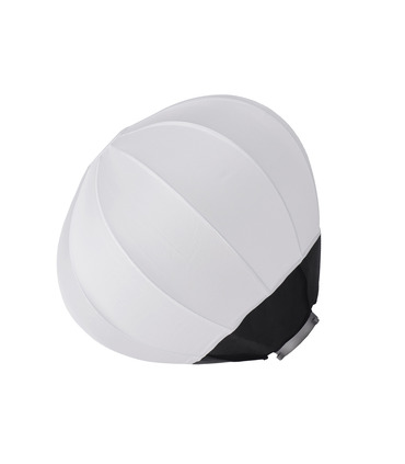 Lantern Globe Softbox Monolight Bowens S-Mount COB LED Light Accessory