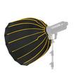 Monolight COB LED Parabolic 16 rods softbox Bowens S-Mount