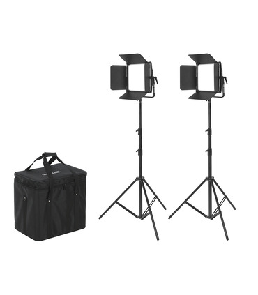 CineLED EVO 100W Bi-Color 2-Light Kit