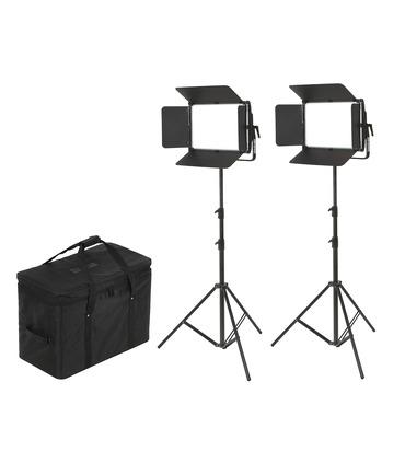 CineLED EVO 120W Bi-Color 2-Light Kit