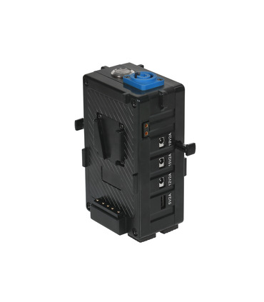 Dual V-Mount Multi Voltage Output Adapter