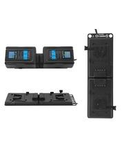 Cinema Studio Accessory V-mount battery plate for Studio LED Fresnel