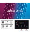Film LED Light Panel CineFLEX HUE 4FT2L RGB